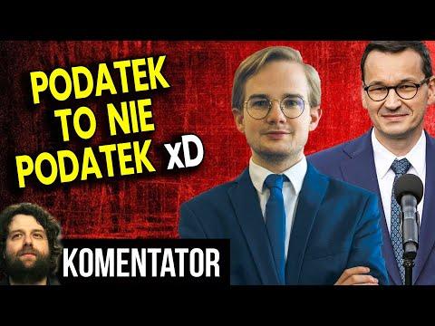 Podatek to NIE Podatek - Nowy Sposób PIS na Robienie Polaków w Jajo - Analiza Komentator Pieniądze