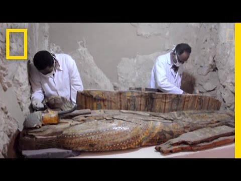 3,500-Year-Old Egyptian Tomb Explored: What Was Inside? | National Geographic