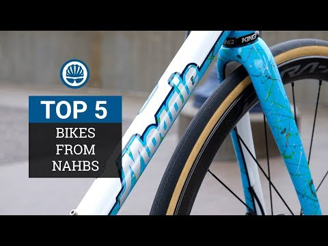 Top 5 - Stunning Handmade Custom Bikes Of NAHBS