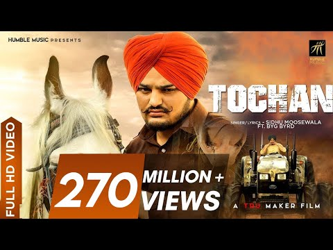 Tochan-SIDHU MOOSEWALA Video Song