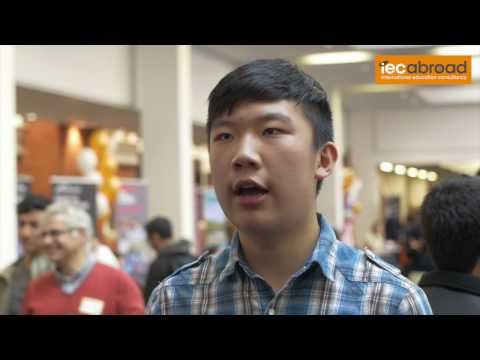 British University Fair November 2016 - Highlights