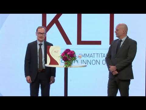KLT-lähetys vuonna 2020 KLT-tutkinnon suorittaneille 14.1.2021