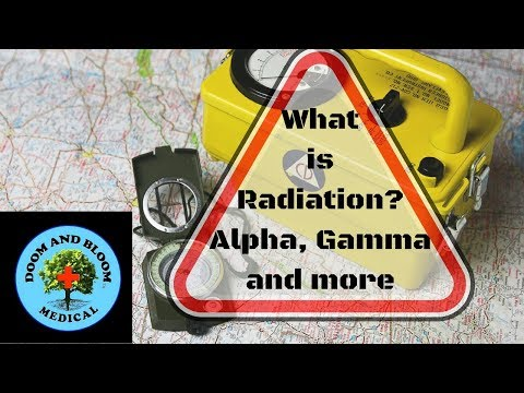 What are the Types of Harmful Radiation