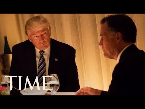 connectYoutube - President Trump Just Endorsed Mitt Romney For US Senate, Here's Their Complicated History | TIME