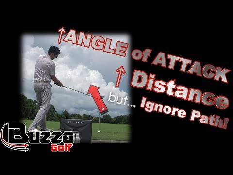 Don't Practice ANGLE OF ATTACK and CLUB PATH together! (Over The Shoulder Drill)