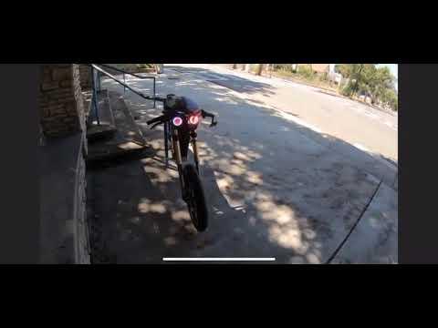 LR Big Block / Bike walkaround