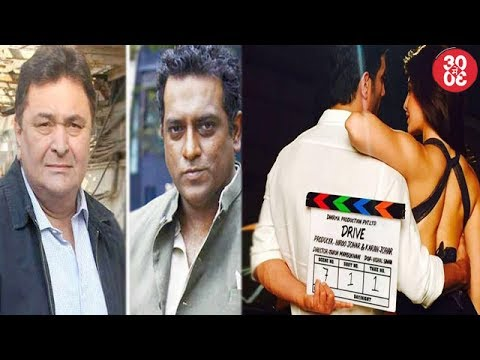 Anurag Basu Refuses To Comment On Rishi's Claims | 'Drive' Set To Release On Holi 2018