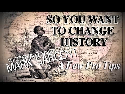 So you want to change history - some pro tips ✅
