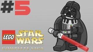 Lego Star Wars: The Complete Saga - Walkthrough - Part 5 - No Insurance