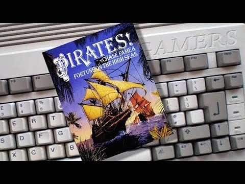 Amigamers Review #26 Pirates!