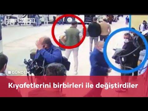 Otogarda patlayıcı ile yakalanan şüphelilerin kıyafet oyunu