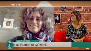 ¡Moweek online! - 29, 30 y 31 de mayo