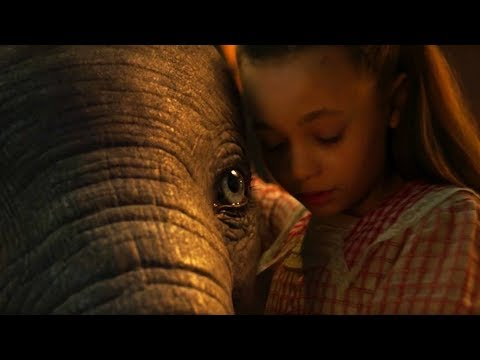 Dumbo - Trailer español (HD)