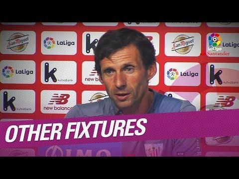Other Fixtures 1st Round LaLiga Santander 2017/2018