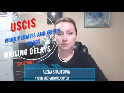 USCIS Stopped Printing Green Cards and Work Permits: How to Prove Your Status NYC Lawyer