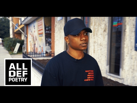 Red, White, Blue, and Black | All Def Poetry