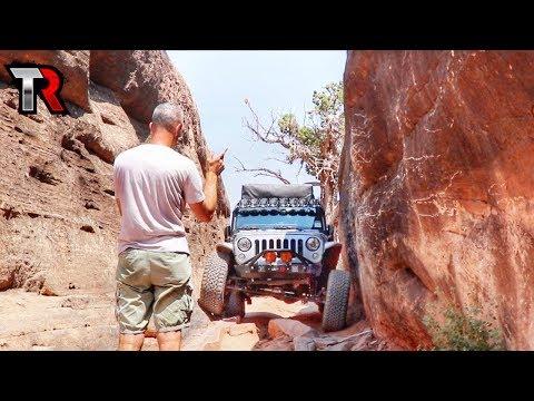 Elephant Hill Trail - Utah to Colorado Off-road Adventure