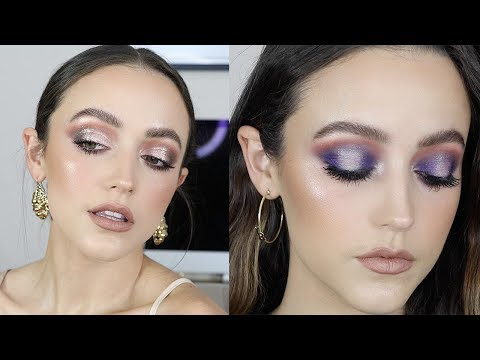 2 LOOKS USING 1 PALETTE | Colourpop So Jaded