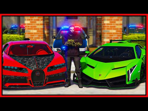 GTA 5 Roleplay   FAKE DEALERSHIP ROBBERY   RedlineRP