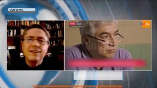 Análisis de Claudio Fantini: Justicia argentina otorgó prisión domiciliaria a Lázaro Baéz