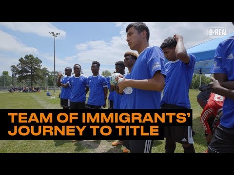 Soccer Team of Immigrants' Unlikely Run to State Title | B/Real