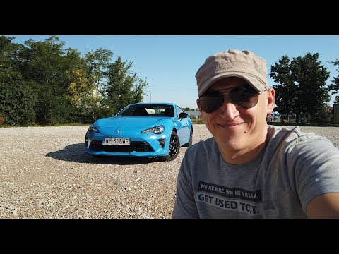 Toyota GT86 Nitro Blue – Robert testuje