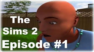 The Sims 2 Playstation 2 Walkthrough Part 1 - Back Home!