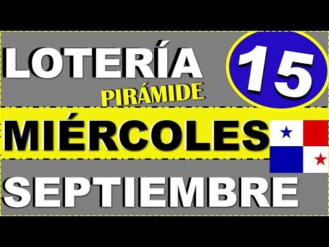 Piramide Suerte Decenas Para Miercoles 15 Septiembre 2021 Loteria Nacional Panama Miercolito Comprar