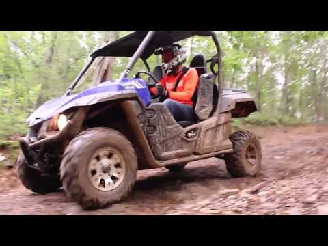 Yamaha Wolverine Review