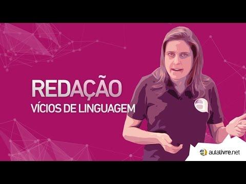 Redação - Semântica- Vícios de Linguagem