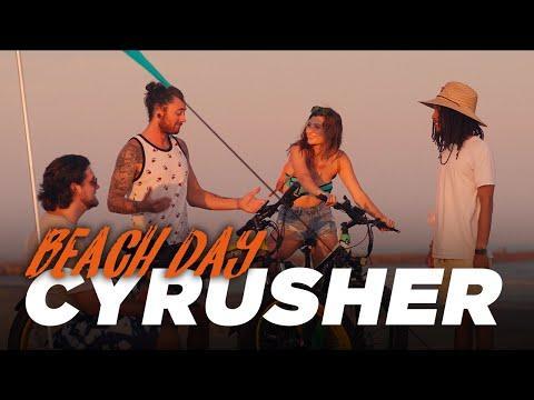 Cyrusher - Beach Day