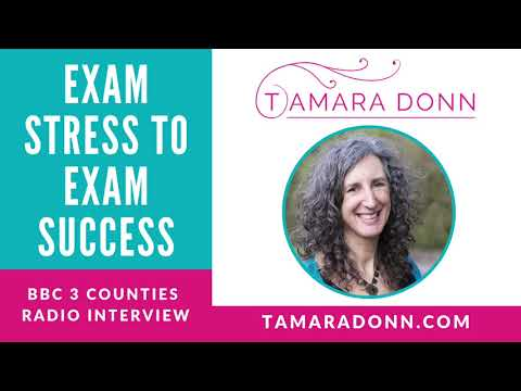 Exam Stress to Exam Success: BBC 3 Counties Radio Interview