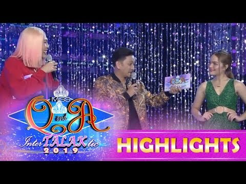It's Showtime Miss Q & A:Jhong wants to see the dancer's birth certificate
