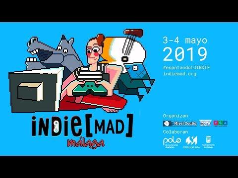 Podcast Indie[MAD] Málaga 2019 - La industria del videojuego en España vol. 3