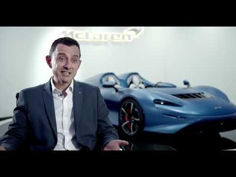 McLaren Tech Club - Episode 5 - Elva's Pioneering AAMS