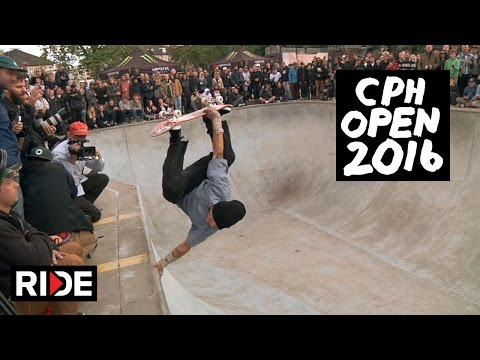 CPH Open 2016 - Day 1