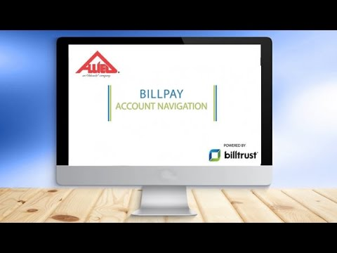 BillPay Account Navigation