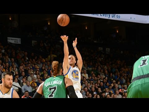 Best 3-Pointers from the 2015-16 Golden State Warriors