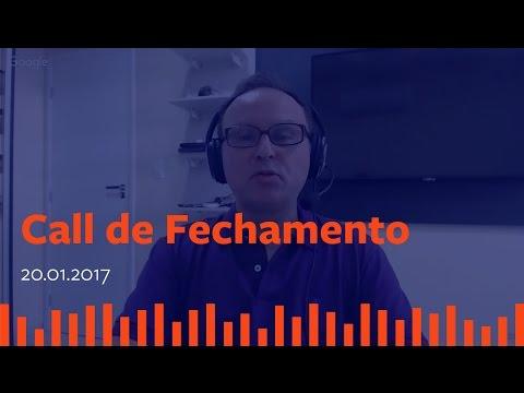 Call de Fechamento  - 20 de Janeiro de 2016.