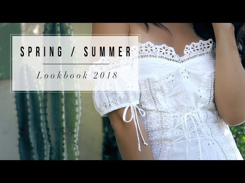 Spring Summer 2018 Lookbook | Chapter 1 | ANN LE