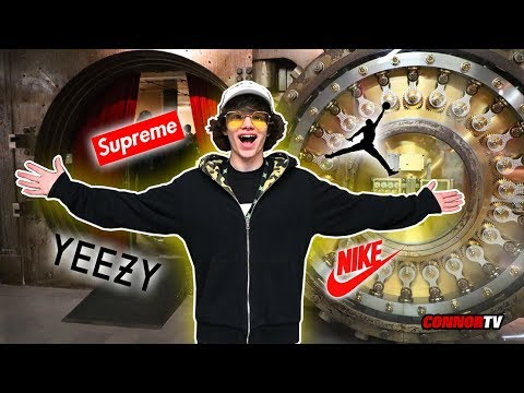$2,000,000 Dollar Hypebeast Sneaker sales a day. INSANE TOUR!!!