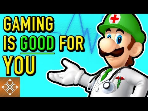 8 Scientific Facts That Prove Video Games Are GOOD For YOU