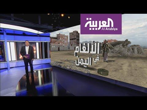 الحوثيون زرعوا نصف مليون لغم في اليمن