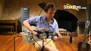 Slide Guitar Technique: Featuring National Steel Guitars