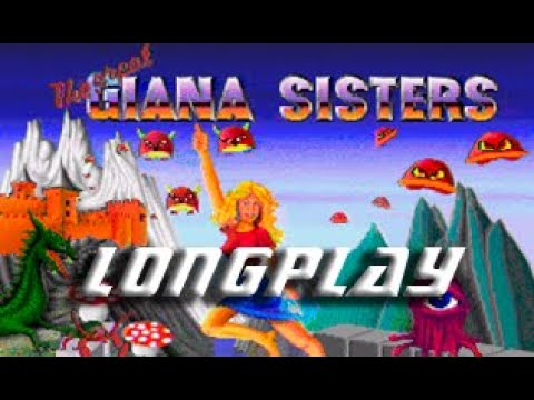 #185 The Great Giana Sisters - Not Commented