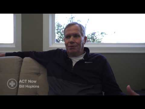 Patient Story Bill Hopkins: Acute Myeloid Leukemia