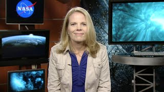 NASA | Holly Gilbert Discusses Sunspots