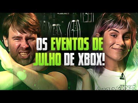 NOVIDADES XBOX GAMES SHOWCASE E SUMMER GAME FEST DEMO EVENT