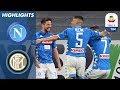أهداف مباراة نابولي وانتر ميلانو 4-1 - البطولة الايطالية
