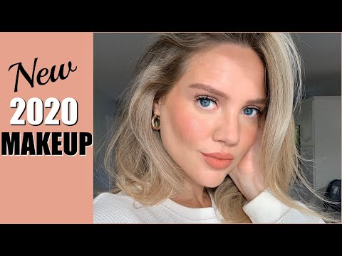 New Year, New Makeup | Minimal Makeup | Elanna Pecherle 2020